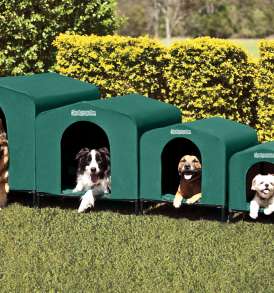 Houndhouse Dog Kennels Australia