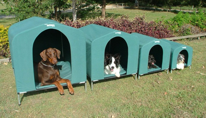 Camping Kennels For Dogs